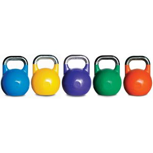 Competition Kettlebells.