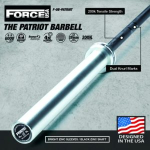 Force USA Patriot Barbell-0