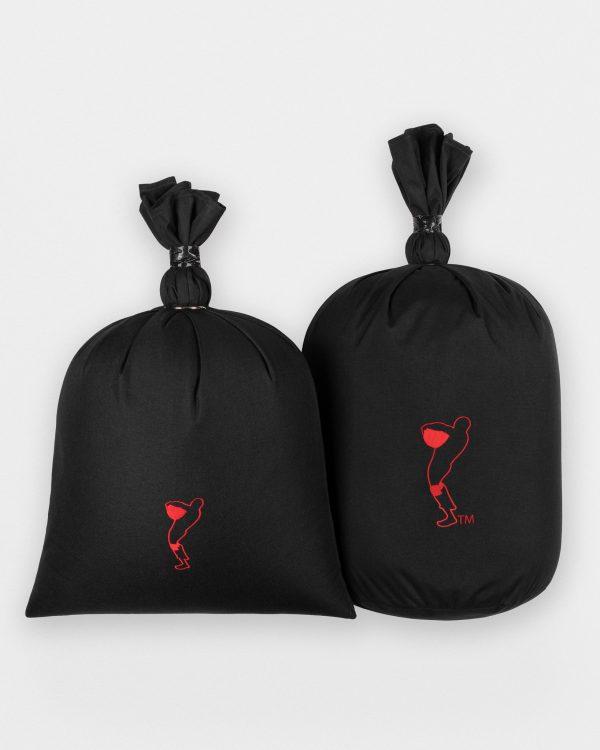 Strongfit Sandbags Black.