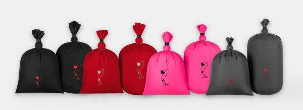Strongfit Sandbag Pink-3227