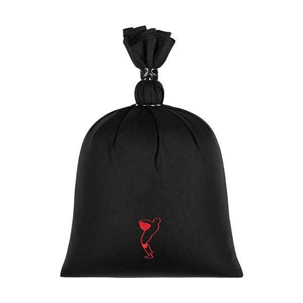 StrongFit Sandbag black.